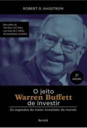 Título do anúncio: O jeito Warren Buffett de investir: Os segredos do maior investidor do mundo