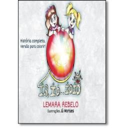 Livro infantil para emocionar e pintar?