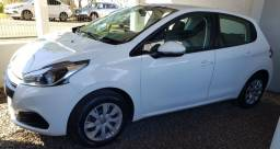 Peugeot 208 1.2 Active Ano 2018 Completo