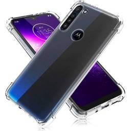 Capa Anti Quedas Celular Diversos Modelos Samsung Motorola Xiaomi LG