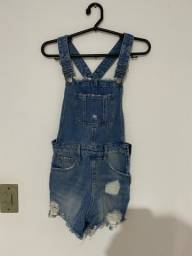 jardineida jeans curta