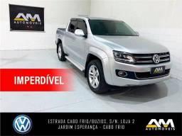 Volkswagen Amarok 2015 2.0 highline 4x4 cd 16v turbo intercooler diesel 4p automático
