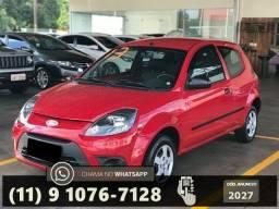 Ford Ka 1.0 mpi vermelho 8v flex 2p