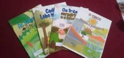 Título do anúncio: Livros escolares