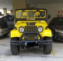 Jeep WILLYS 1964 conservado e bom funcionamento