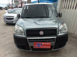 Fiat Doblo 2010/2011 1.8 Mpi Hlx 8V Flex 4P Manual - 2011