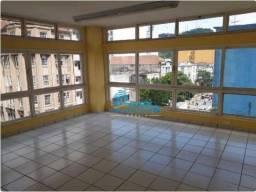 Título do anúncio: Sala para alugar, 182 m² por R$ 4.000,01/mês - Centro - Santos/SP