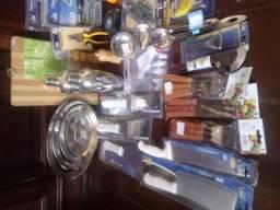 Saldo de ferramentas manuais e utilidades domésticas p/voce completar sua loja ou iniciar