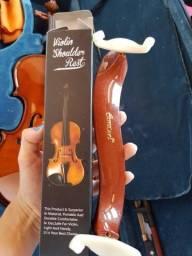 Espaleira para violino nova na caixa
