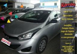 Hyundai HAB20 1.0, R$ prata 31.000,00 - 2012