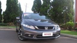 HONDA CIVIC SEDAN EXR 2.0 FLEXONE 16V AUT. 4P - 2016