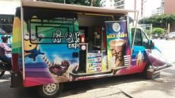 Sorveteria movel , food truck sorvete