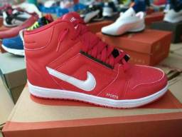 Tênis Nike Air Force Supreme World Cano Alto