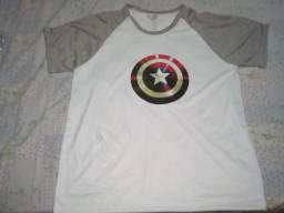 Canisa escudo Capitão América