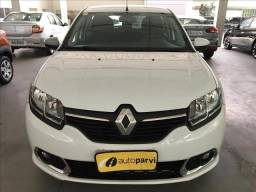 RENAULT SANDERO 1.6 DYNAMIQUE 8V FLEX 4P MANUAL - 2015