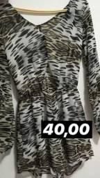 Macacão tamanho p