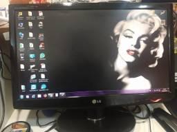 Monitor Lg Flatron W2243s 22 Polegada