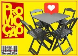 Mesa para Bar e Restaurante em Madeira Maciça com os Melhores Preços - Aproveite!