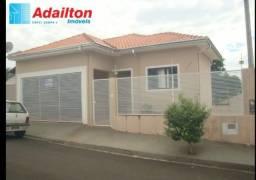 Casa nova no Jardim Ana Carolina II - Piraju, SP