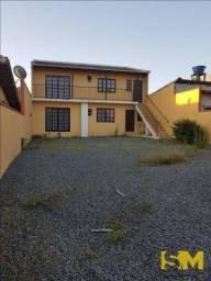Casa com 1 dormitório para alugar, 55 m² por R$ 650/mês - Itinga - Araquari/SC