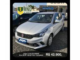 Fiat Argo 1.0 FLEX DRIVE - 2018