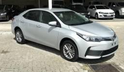Toyota Corolla Gli 1.8 automatico ano 2019 zero km - 2019