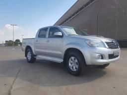 Hilux SRV 3.0 4x4 2012 Diesel Automática - 2011