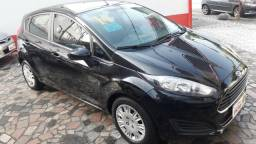 New Fiesta Hatch 1.5 Flex + Couro 2014 - 2014