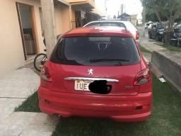 Peugeot 207 ano 2013 - 2013