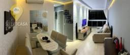 Excelente apartamento decorado em Jardim Camburi 2 quartos com suíte
