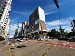 Apartamento com 1 dormitório para alugar, 53 m² por R$ 1.200/mês - Zona 01 - Maringá/PR
