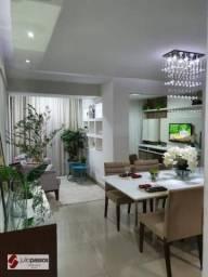 Apartamento com 3 dormitórios à venda, 68 m² por R$ 242.000,00 - Jabotiana - Aracaju/SE