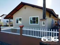 Casa à venda com 2 dormitórios em Costeira, Balneário barra do sul cod:03016010