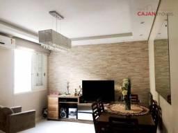 Apartamento com 2 dormitórios e 2 vagas de garagem no bairro Santo Antonio