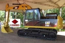 Caterpillar 318 D2L Peso Operacional: 17.350kg 2020