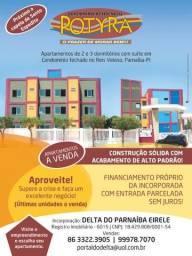 Apartamentos em Parnaíba/PI - Condomínio Fechado!