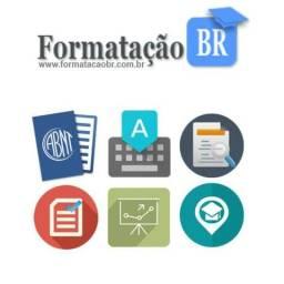 Belo Horizonte - Formatação (monografia, tcc, artigo, tese), conforme ABNT, APA, Vancouver