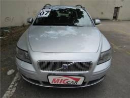 Volvo V50 2.4 i gasolina 4p automático