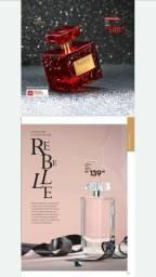 Produtos exclusivos da Hinode (Perfumes, Maquiagens, Cosméticos, Saúde, Beleza.)