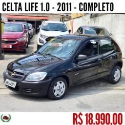 CELTA 2011/2011 1.0 MPFI LIFE 8V FLEX 2P MANUAL - 2011