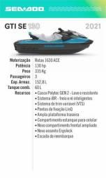 Título do anúncio: Seadoo - Jet Ski Gti 130 Se 2021