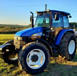 Trator new holland ts 6040