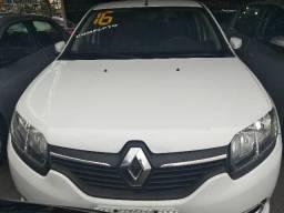 Renault Logan expression 1.6 completao novissimo com gnv