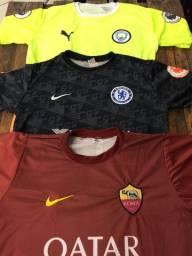 Camisetas de time - diversas opções e cores / Seja um revendedor