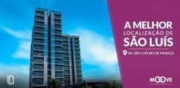 Apartamento Av Rei de França 56mts 2 quartos em Turu - São Luís - MA
