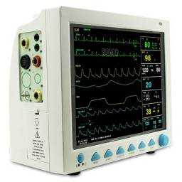Título do anúncio: Monitor Multiparâmetro Cms-8000 Original Paciente