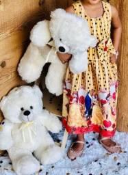 Kit 10 Vestidos Infantis Temáticos Atacado