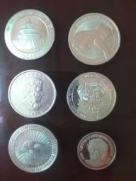 Moedas de prata 999 Melhor Oferta