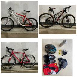 Aluguel bike - speed e mtb