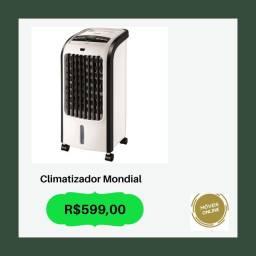 Climatizador novo,na caixa
